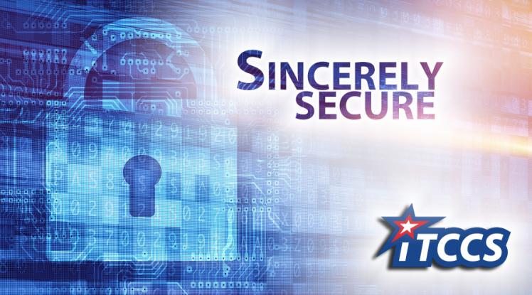 iTCCS Security Image