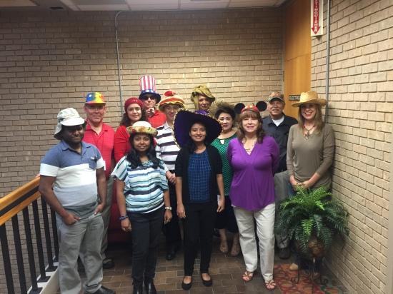 iTCCS Image (Crazy Hat Day)