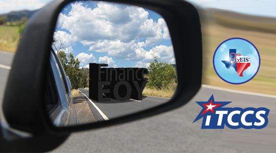 car side mirror finance eoy itccs
