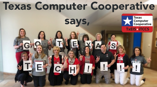 ESC-17 Supports Texas Tech
